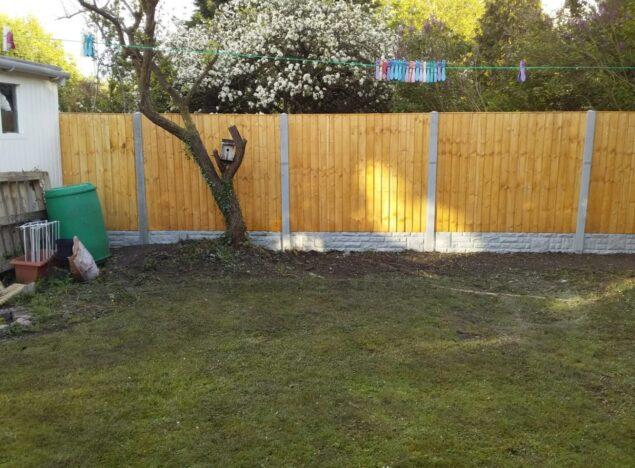 Fencing services Bristol
