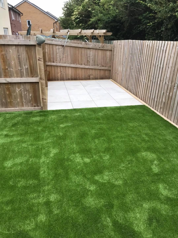 Artifical grass services in bristol