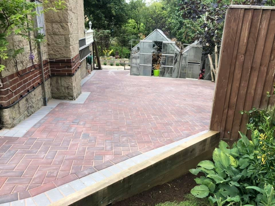 block paving contractor filton bristol