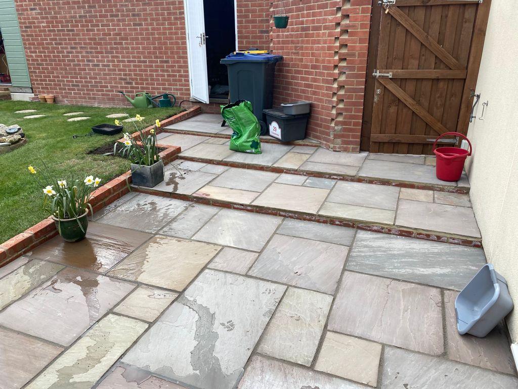 patio slabbing bristol